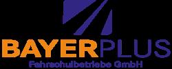 Logo BAYER PLUS Fahrschulbetriebe GmbH