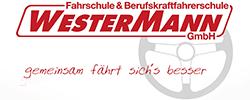 Logo Fahrschule & Berufskraftfahrerschule Westermann GmbH