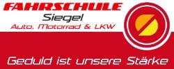 Logo Fahrschule Siegel
