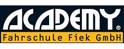 Logo ACADEMY Fahrschule Fiek GmbH