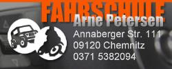 Logo Fahrschule Arne Petersen