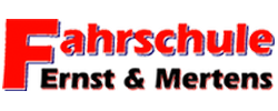 Logo Fahrschule Ernst & Mertens