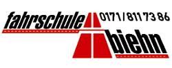 Logo Fahrschule Michael Biehn