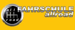 Logo allroad FAHRSCHULE Berlin