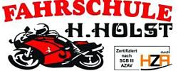 Logo Fahrschule Holst