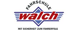 Logo Fahrschule Walch Wendelstein