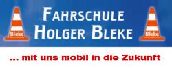 Logo Fahrschule Holger Bleke