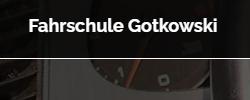 Logo Fahrschule Jörg Gotkowski