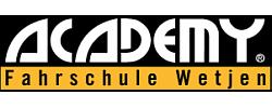 Logo ACADEMY Fahrschule Wetjen