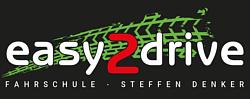 Logo Fahrschule easy2drive Steffen Denker