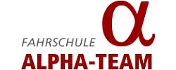 Logo Fahrschule Alpha-Team GmbH