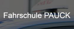 Logo Fahrschule Pauck