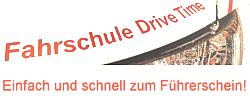 Logo Fahrschule Drive-Time